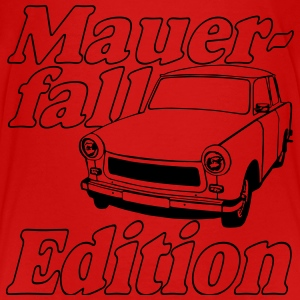 Trabant Mauerfall Edition T-Shirts - Teenager Premium T-Shirt