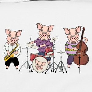 Pig band shoulder bag - Shoulder Bag
