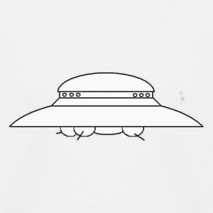 UFO - Kinder Baseball T-Shirt