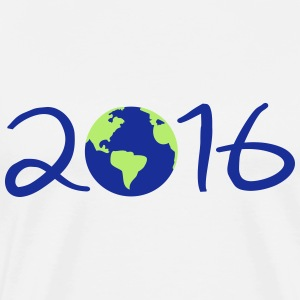 2016 earth day tc Men's Premium T-Shirt - Men's Premium T-Shirt