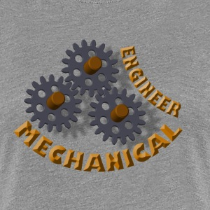 Mechaniker, Techniker, Zahnrad T-Shirts - Frauen Premium T-Shirt