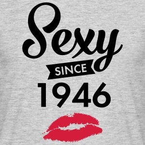 Sexy Since 1946 Tee shirts - T-shirt Homme
