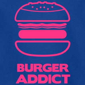 Tee shirt Adoburger addict - T-shirt Ado