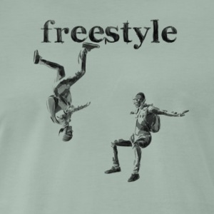 freestyle Tee shirts - T-shirt Premium Homme
