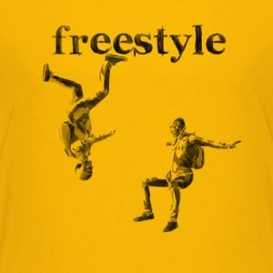 Freestyle T-Shirts - Teenager Premium T-Shirt