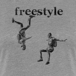 freestyle T-shirts - Vrouwen Premium T-shirt