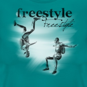 freestyle T-shirts - Vrouwen T-shirt
