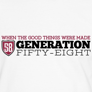 Good Generation 58 Tee shirts - T-shirt contraste Homme