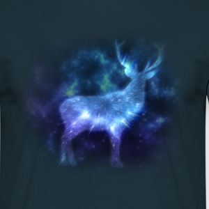 Starry Deer - T-shirt Homme