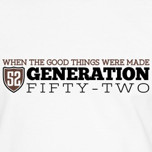 Good Generation 52 T-Shirts - Men's Ringer Shirt