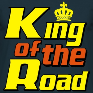 King of the Road Farbe T-Shirts - Männer T-Shirt