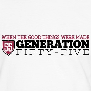 Good Generation 55 T-shirts - Mannen contrastshirt