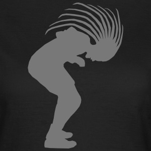 Headbanger T-Shirts - Frauen T-Shirt
