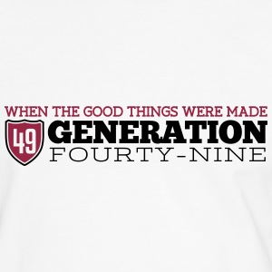 Good Generation 49 Tee shirts - T-shirt contraste Homme