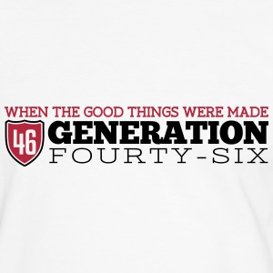 Good Generation 46 Tee shirts - T-shirt contraste Homme