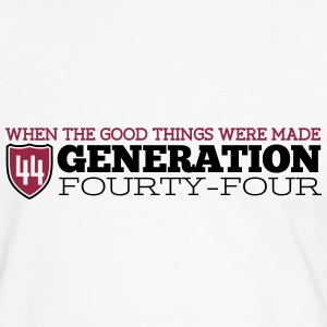 Good Generation 44 T-Shirts - Men's Ringer Shirt