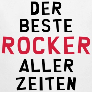 Rock Rocker Rockerin Rockmusiker Rock 'n' Roll Baby Bodys - Baby Bio-Langarm-Body