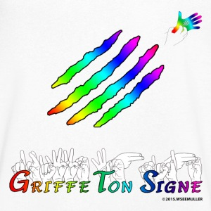 Griffe Ton Signe - T-shirt Homme col V