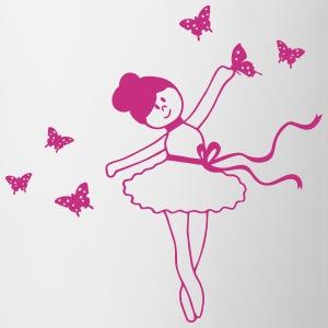 suchbegriff ballerina tassen zubeh r spreadshirt. Black Bedroom Furniture Sets. Home Design Ideas
