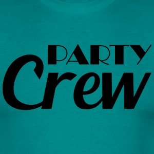 Party Crew T-shirts - Herre-T-shirt
