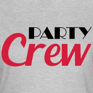 Party Crew T-shirts - Dame-T-shirt
