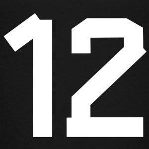 Number 12 - Teenager Premium T-Shirt