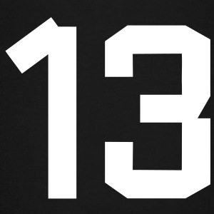 Number 13 - Teenager Premium T-Shirt