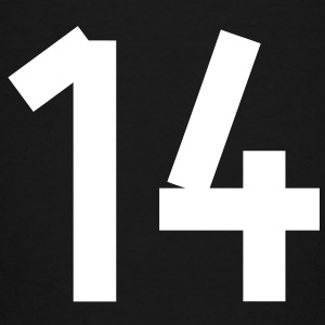 Number 14 - Teenager Premium T-Shirt