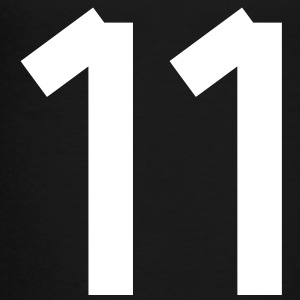 Number 11 - Teenager Premium T-Shirt