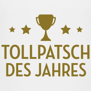 Tollpatsch Tollpatscherin Trampel Ungeschickte T-Shirts - Teenager Premium T-Shirt