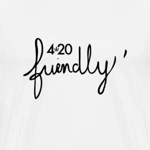 4.20 Friendly Tee shirts - T-shirt Premium Homme