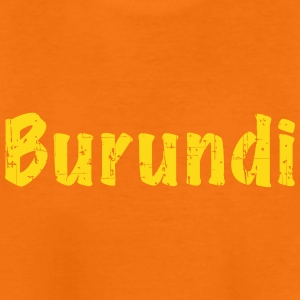 Burundi - Teenager Premium T-Shirt