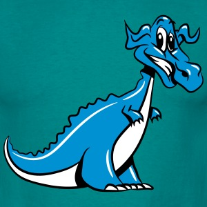 dragon sød T-shirts - Herre-T-shirt
