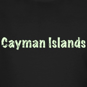Cayman Islands - Männer Bio-T-Shirt