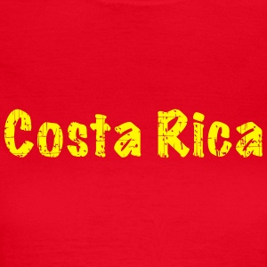 Costa Rica - Frauen T-Shirt