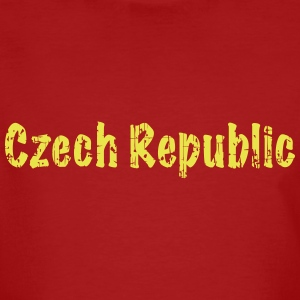Czech Republic - Männer Bio-T-Shirt