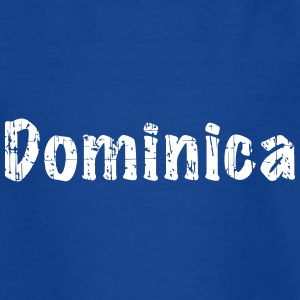 Dominica - Kinder T-Shirt