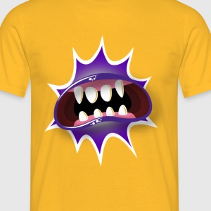 Monster Freeze montre les crocs Tee shirts - T-shirt Homme