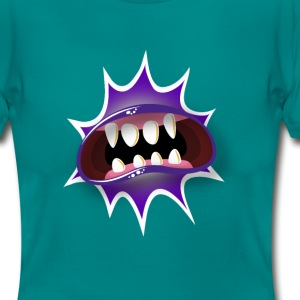 Monster Freeze montre les crocs Tee shirts - T-shirt Femme