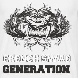 T-shirt France - French swag generation NB Tee shirts - T-shirt Homme