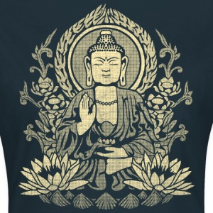 Gautama Buddha Yellow T-Shirts - Women's T-Shirt