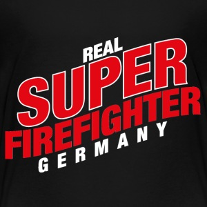 Super Firefighter T-Shirts - Kinder Premium T-Shirt