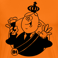Ontwerp ~ Wimlex cartoon T-shirt met pilsje