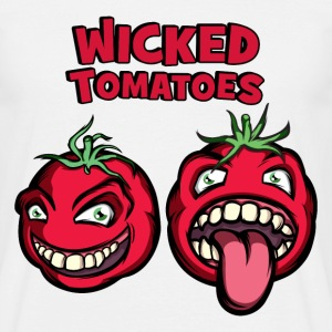 Wicked Tomatoes T-Shirts - Men's T-Shirt