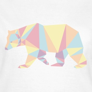 Color Bear Animal Prism T-Shirts - Frauen T-Shirt