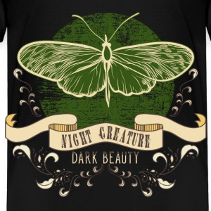 moth_creature_of_the_night_04201603 T-Shirts - Kinder Premium T-Shirt