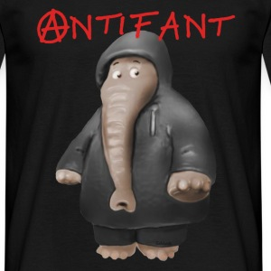 Antifant T-Shirts - Männer T-Shirt