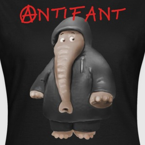 Antifant T-Shirts - Frauen T-Shirt
