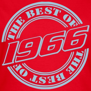 1966 the best T-Shirts - Frauen T-Shirt