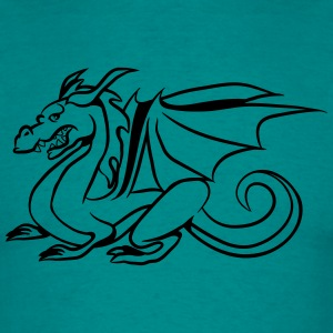 dragon wings T-Shirts - Men's T-Shirt